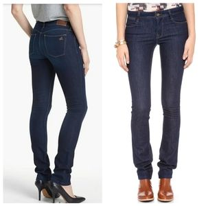 DL1961 grace high rise straight jeans 29